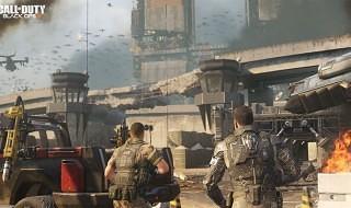 Primer gameplay del multijugador de Call of Duty: Black Ops III