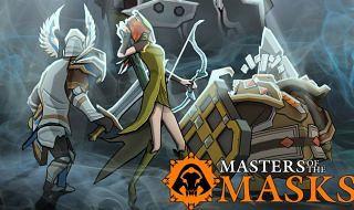 Masters of the Masks, nuevo juego de Square Enix para iOS y Android
