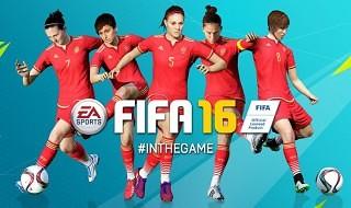 FIFA 16 tendrá selecciones nacionales femeninas