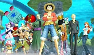 One Piece Pirate Warriors 3 ya tiene fecha de lanzamiento