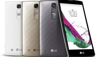 G4 Stylus y G4c, los nuevos teléfonos de LG