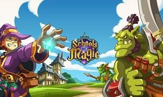 Schools of Magic ya disponible para Android