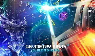 Geometry Wars 3: Dimensions llega a iOS