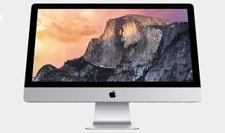 Nuevo iMac con pantalla Retina 5K más barato y Macbook Pro renovado con trackpad Force Touch