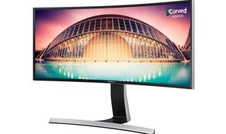 Samsung presenta 5 nuevos monitores curvos