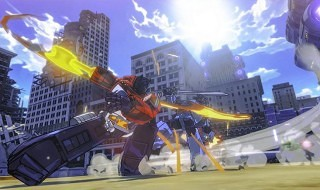 Primer trailer de Transformers Devastation