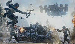 Un vistazo al multijugador cooperativo de Call of Duty: Black Ops III