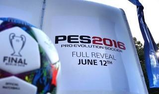 PES 2016 se presentará el 12 de junio