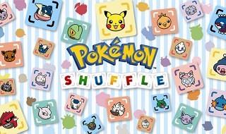 Pokémon Shuffle llegará a iOS y Android a finales de año