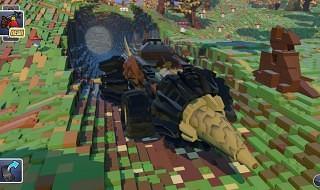 Ya disponible LEGO Worlds, tras la senda de Minecraft