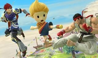 Ryu, Roy, Lucas, Dreamland y nuevos amiibos llegan a Super Smash Bros.