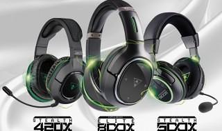 Turtle Beach presenta su nueva gama de auriculares y el dispositivo HyperSound Clear