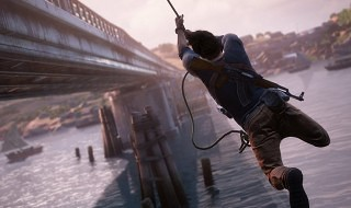 15 minutos de gameplay de Uncharted 4: A Thief's End