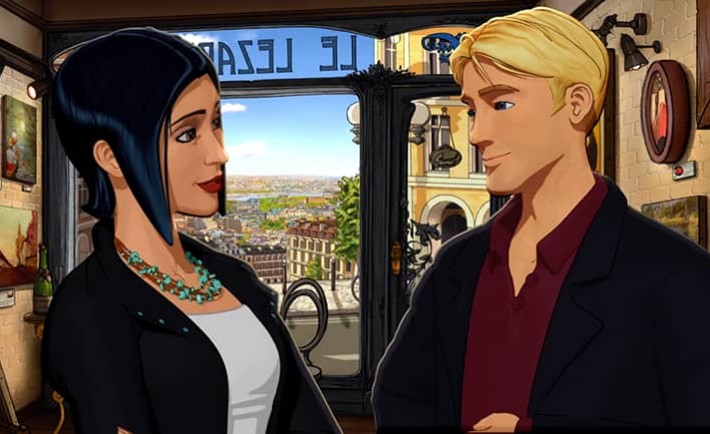 Broken Sword 5 - the Serpent's Curse - George and Nico