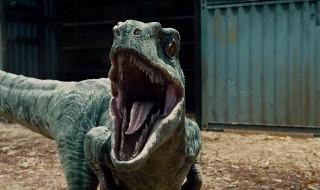 El TS de Jurassic World, la película más descargada de la semana