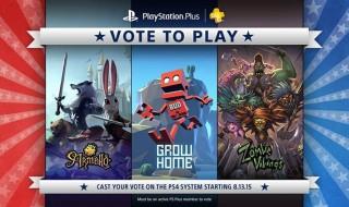 """El programa """"vota tus juegos"""" de Playstation Plus se estrena en septiembre con estos títulos"""