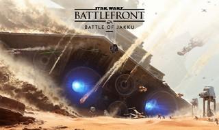 Un vistazo a la Batalla de Jakku en Star Wars Battlefront