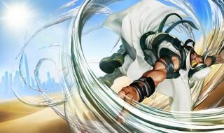 Rashid, nuevo luchador para Street Fighter V