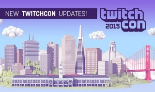 Sigue en directo la keynote inaugural de la TwitchCon