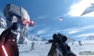 Habrá beta de Star Wars Battlefront a principios de octubre