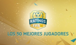 Los 50 mejores jugadores de FIFA 16 (del 50 al 41)