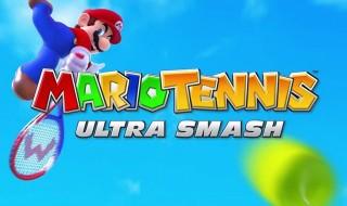 Mario Tennis Ultra Smash llegará el 20 de noviembre a Wii U