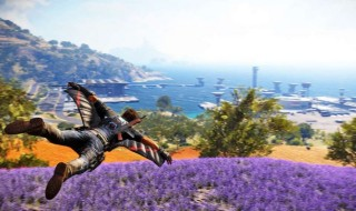 41 minutos de gameplay de Just Cause 3
