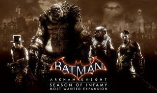Los próximos contenidos descargables de Batman: Arkham Knight