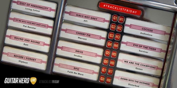 October_Tracklist