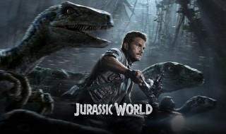 Jurassic World, la película más descargada de la semana