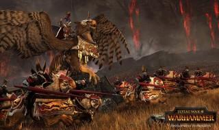 El Mapa de Campaña de Total War: Warhammer, en vídeo