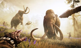 Primer gameplay de Far Cry Primal