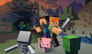 Minecraft llegará a Wii U el 17 de diciembre