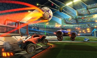 Rocket League llegará en febrero a Xbox One