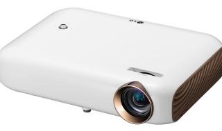 LG presenta su nueva gama de proyectores LED Minibeam