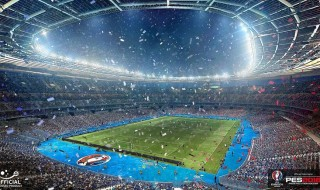 Konami anuncia PES UEFA Euro 2016