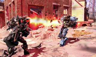 Ya disponible Automatron para Fallout 4