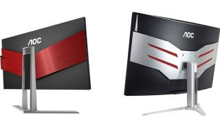 Agon, la nueva linea de monitores enfocados al gaming de AOC