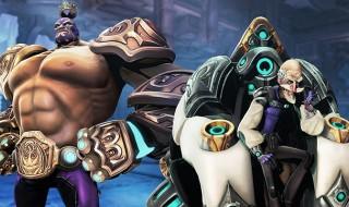 Kleese y El Dragón, nuevos héroes para Battleborn