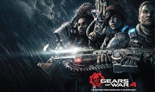 Estos son los protagonistas de Gears of War 4