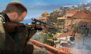 Anunciado Sniper Elite 4 para PS4, Xbox One y PC