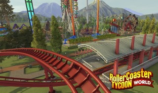 RollerCoaster Tycoon World llegará al Early Access de Steam el 30 de marzo