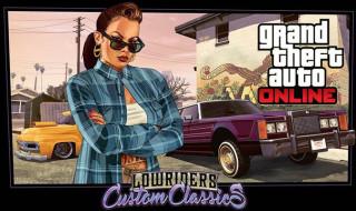 Lowriders: Custom Classics ya disponible en GTA Online