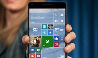 Llega la actualización Windows 10 Mobile a los móviles con Windows Phone 8.1