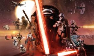 Star Wars: El Despertar de la Fuerza repite como película más descargada de la semana