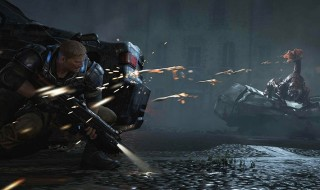 Filtrado el primer gameplay de la beta de Gears of War 4