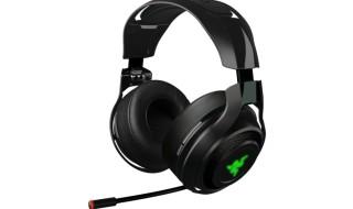 Razer ManO'War, nuevos auriculares inalámbricos