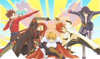Tales of Link, un nuevo juego de rol para móviles de Bandai Namco