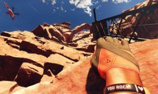 Ya disponible The Climb, el juego de escalada de Crytek para Oculus Rift