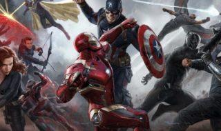 Capitán América: Civil War, la película más descargada de la semana